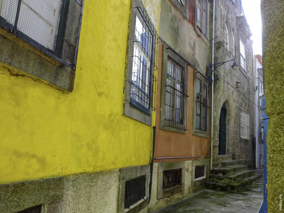 Casa mais antiga do Porto