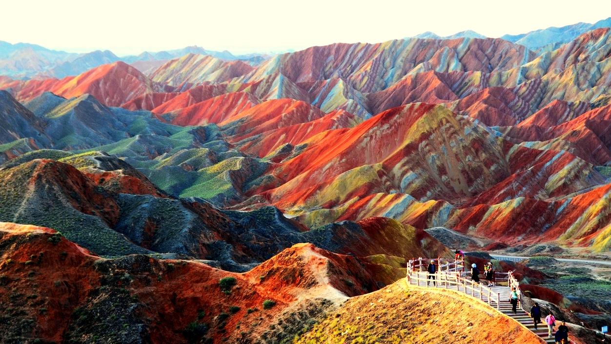 Mountains China 1111