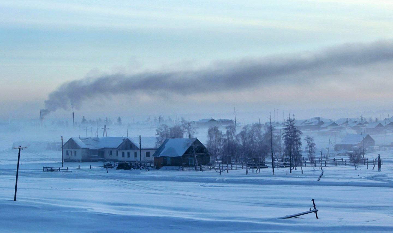 Verkhoyansk – Rússia