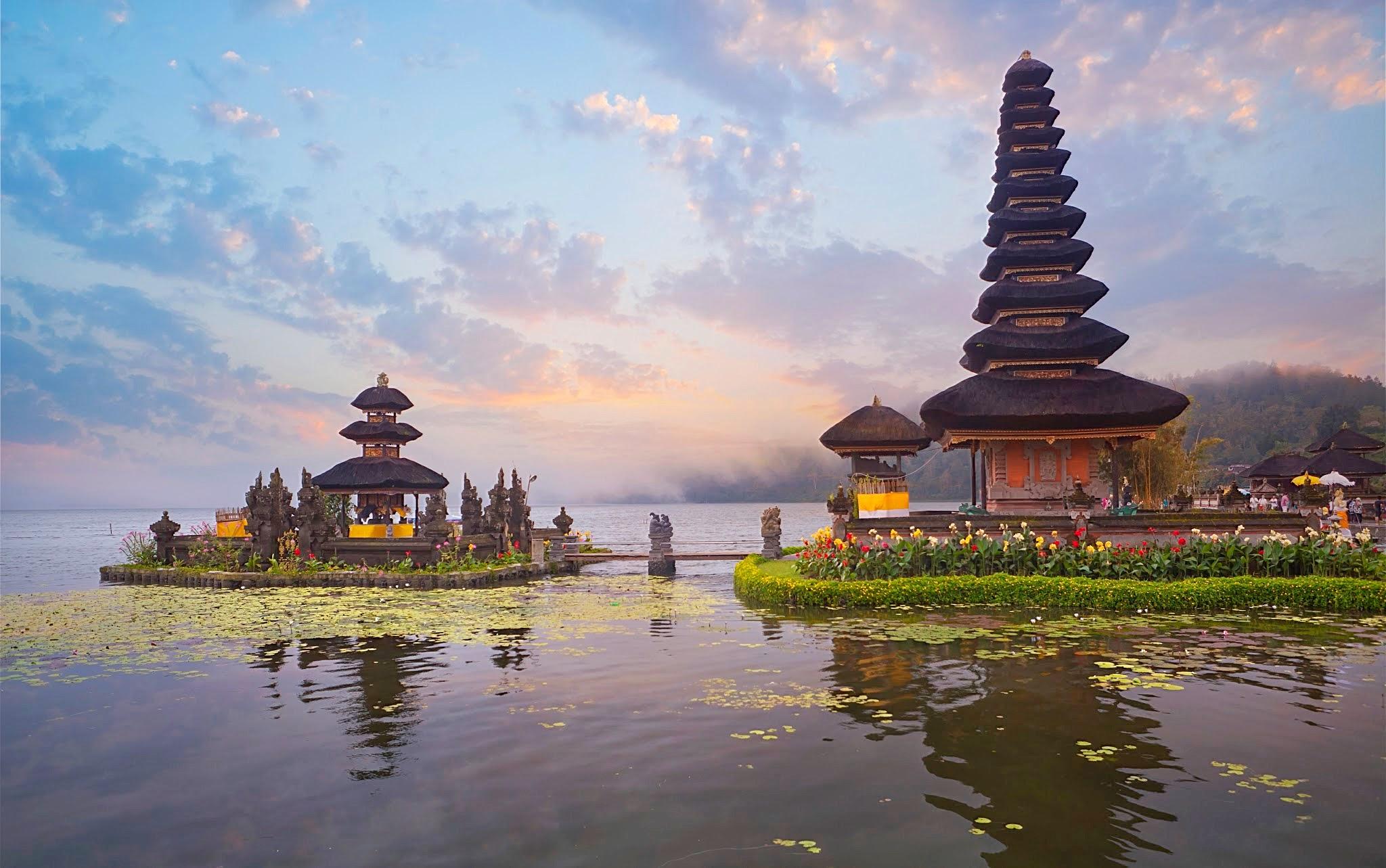 Lago Bratan – Bali