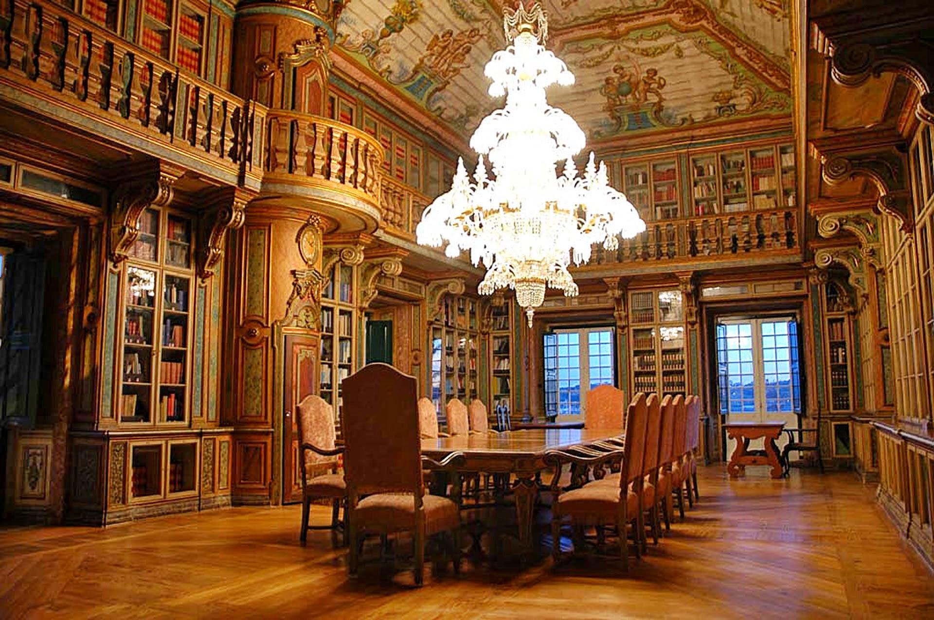 Biblioteca da Cruz Vermelha