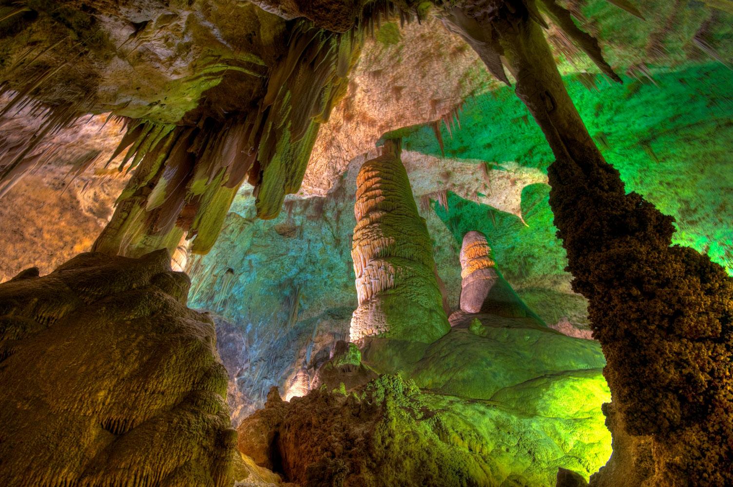 Cavernas Carlsbad