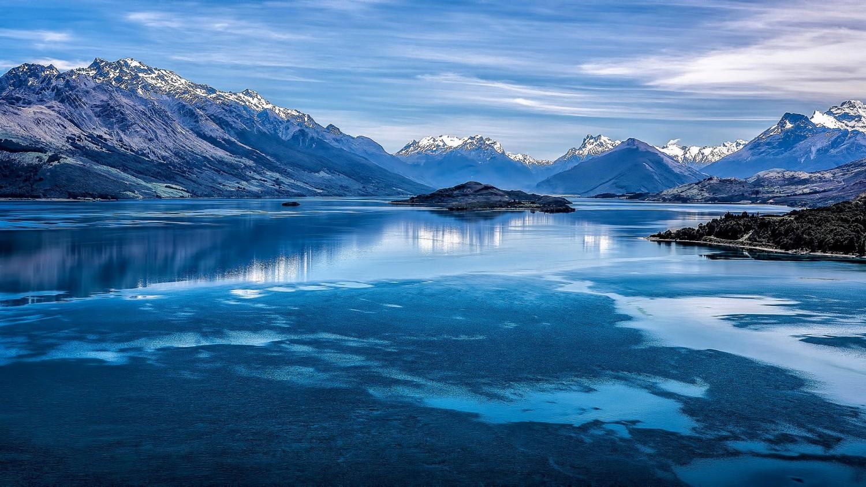 Lago Wakatipu – Nova Zelândia