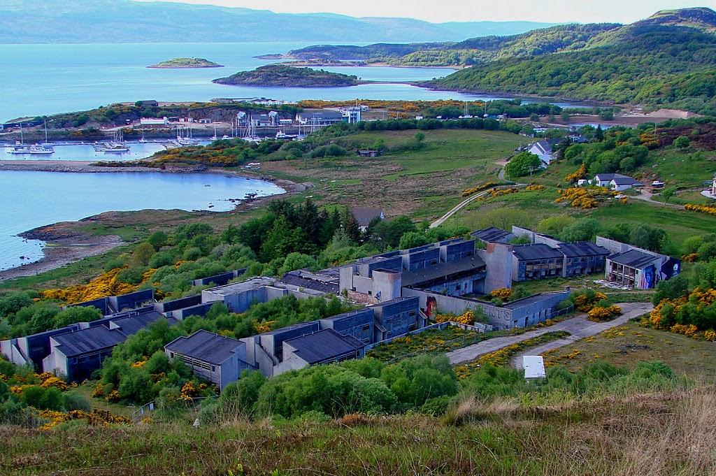 Pollphail, Escócia
