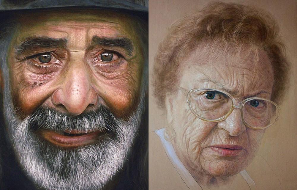 Rubén Belloso Adorna: quando a pintura supera o realismo da fotografia