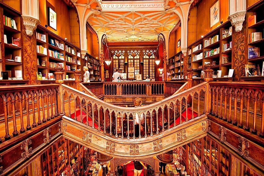 Livraria Lello: a mais bonita do mundo | ncultura