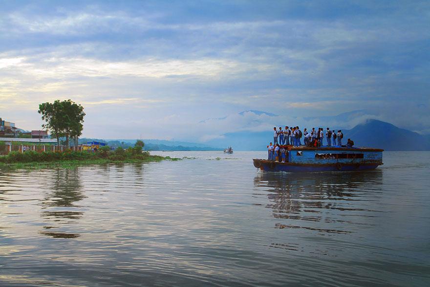 PANGURURAN, INDONÉSIA
