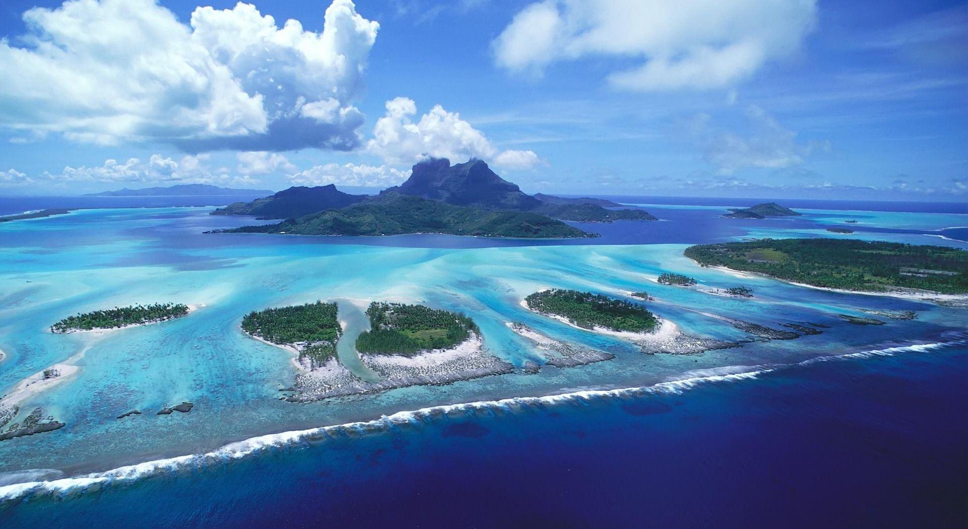 10 exóticos destinos do mundo