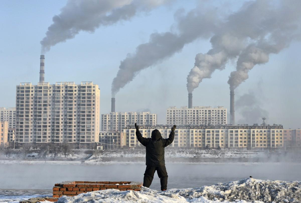 Os 10 países mais poluidores do mundo