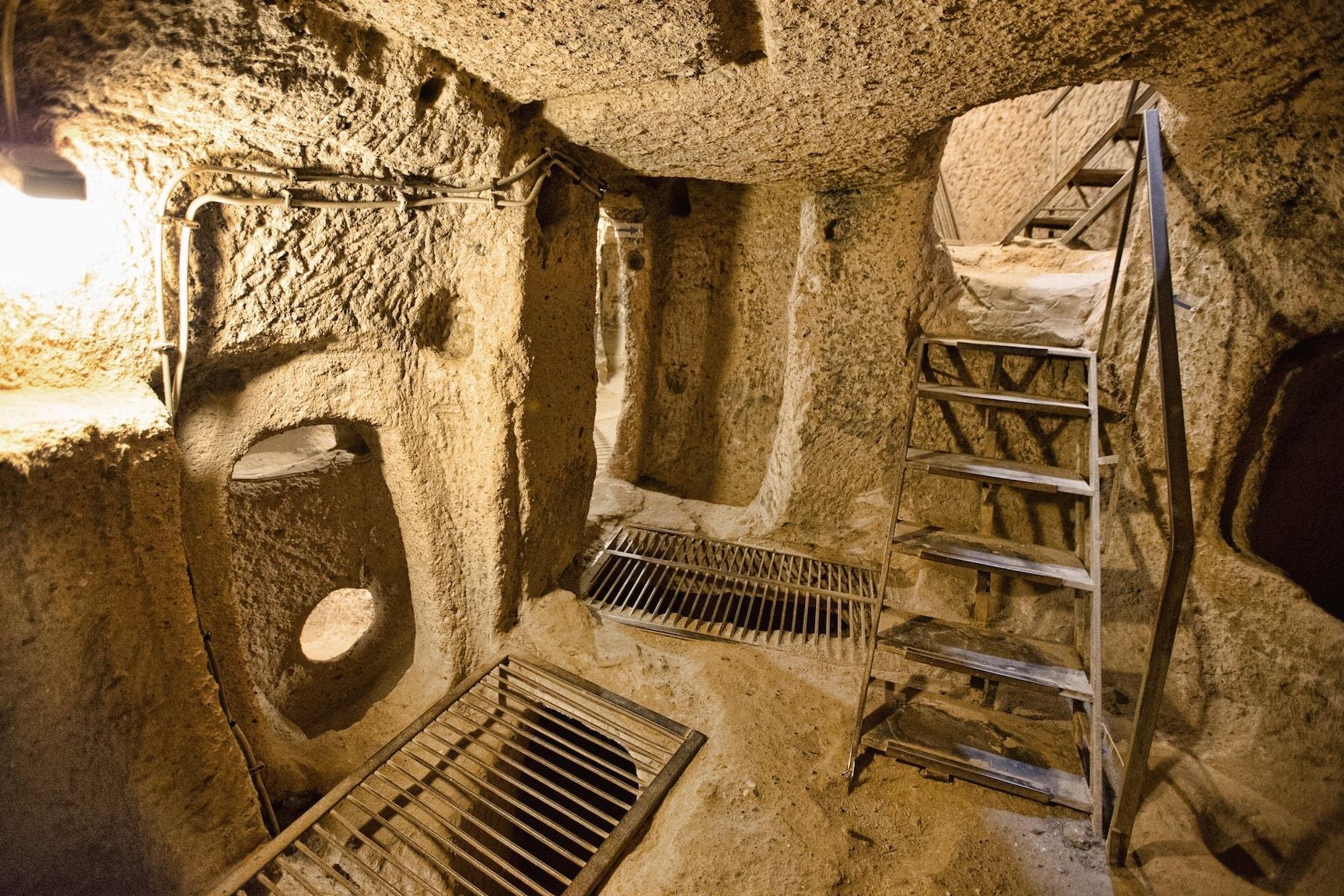 9 Cidades subterrâneas incríveis
