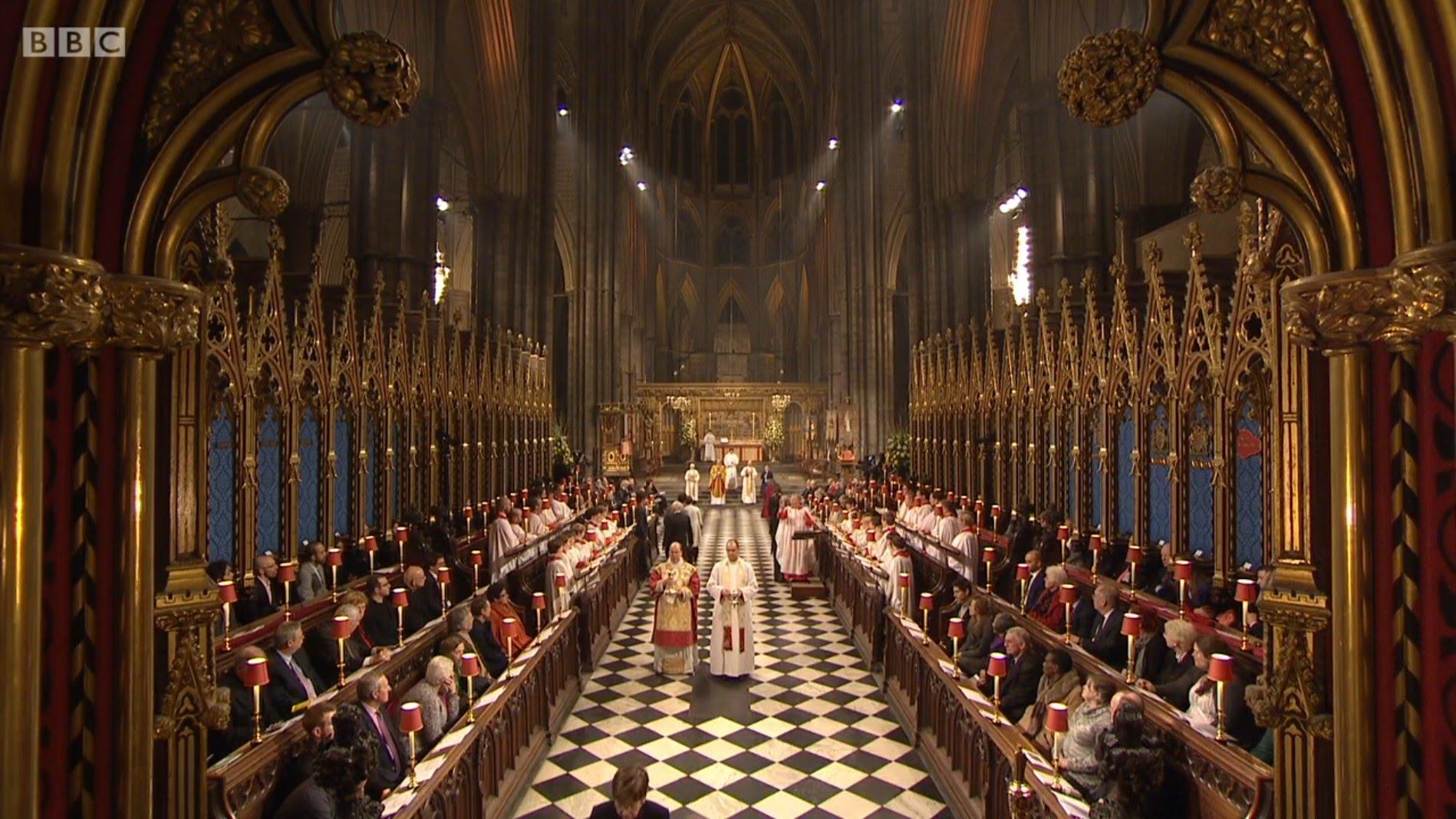 Abadia de Westminster.