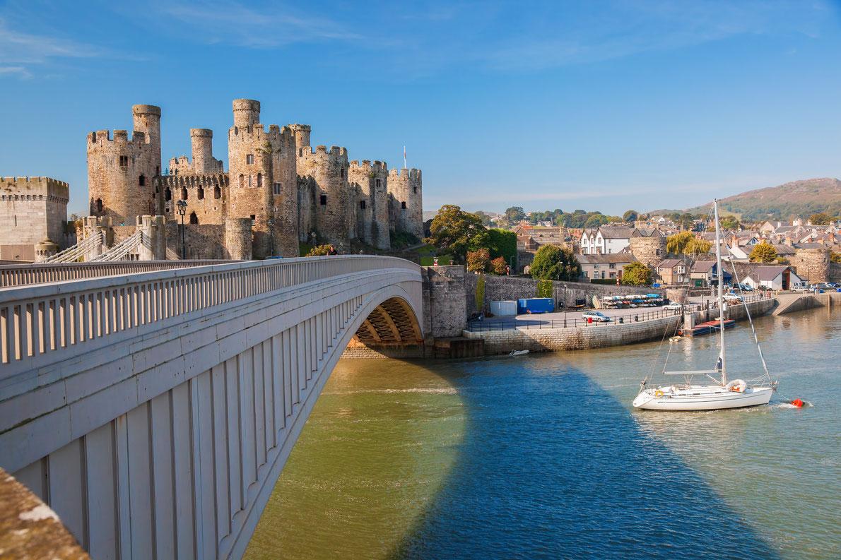 Os 15 castelos mais bonitos da Europa