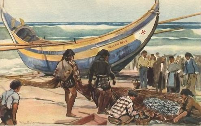Matar saudades: Trajes Tradicionais Portugueses