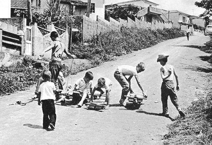 Éramos felizes e sobrevivemos (anos 60 e 70)