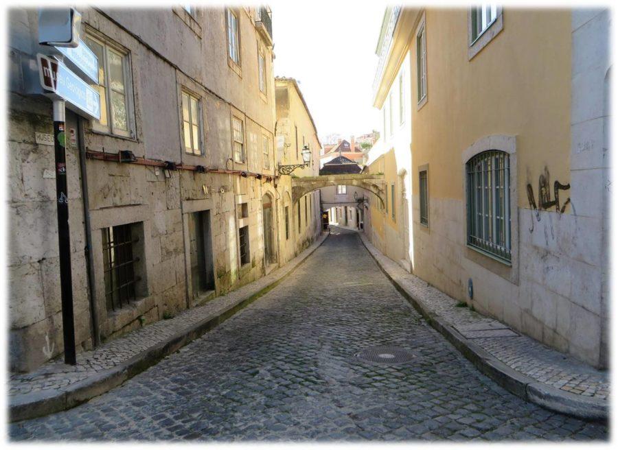 As 50 ruas mais bonitas de Lisboa