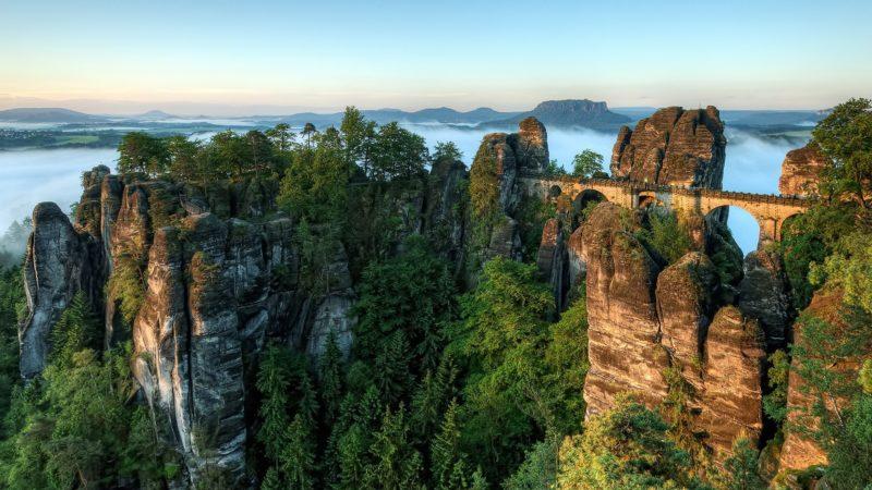 National Geographic: 15 Lugares para visitar uma vez na vida