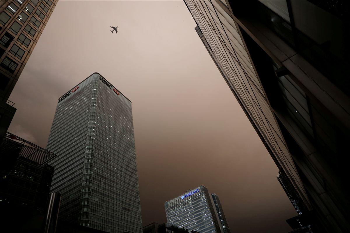 Fumo dos incêndios de Portugal e Espanha chegou a Londres