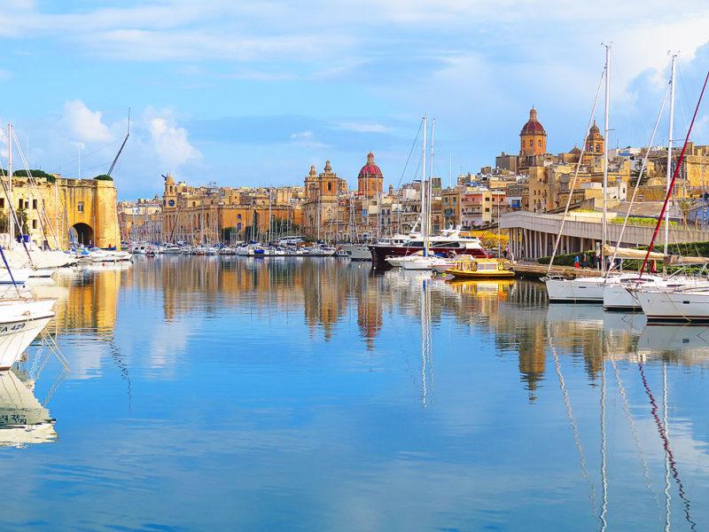 Cospicua, Malta