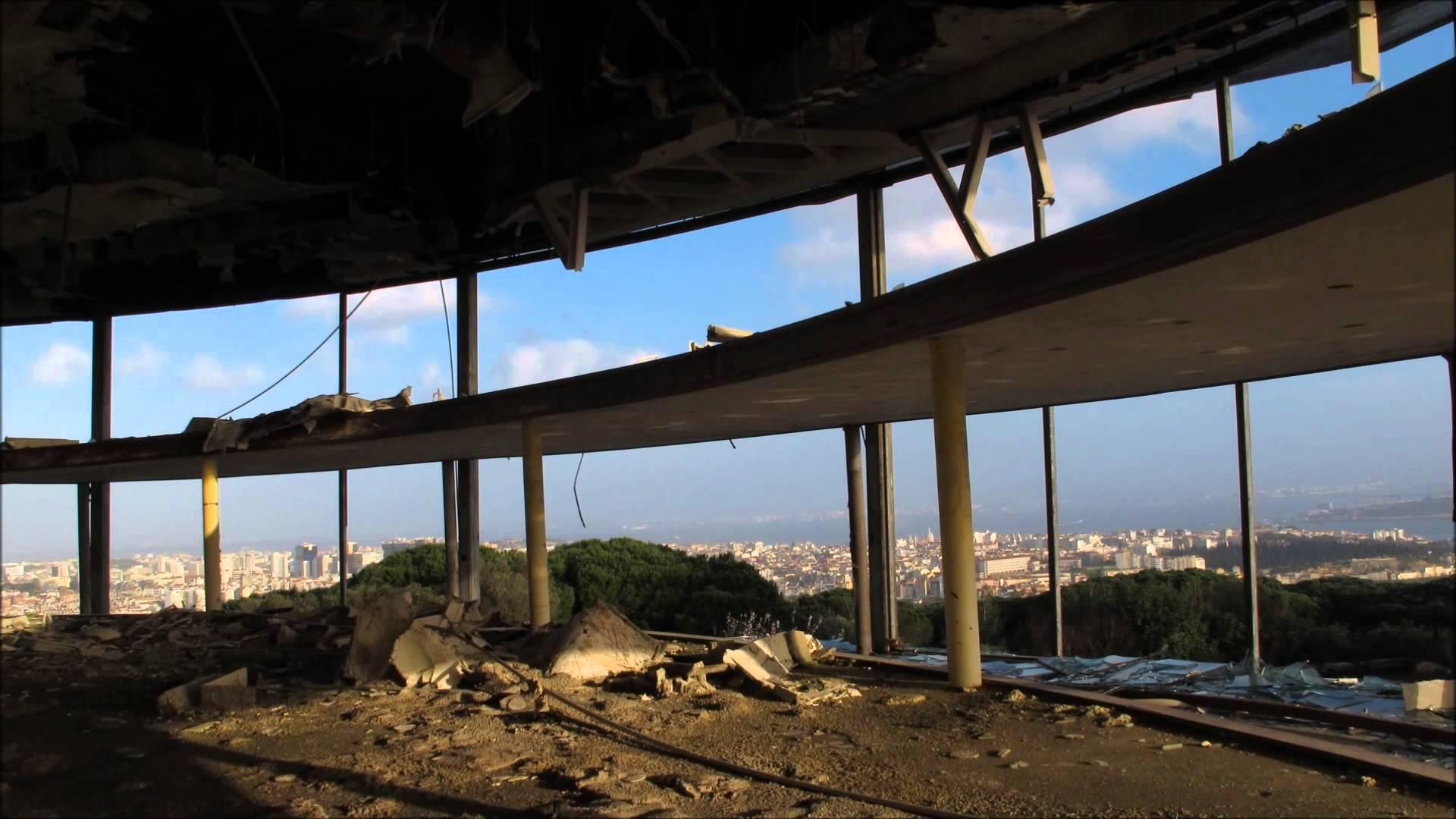 locais abandonados em Portugal