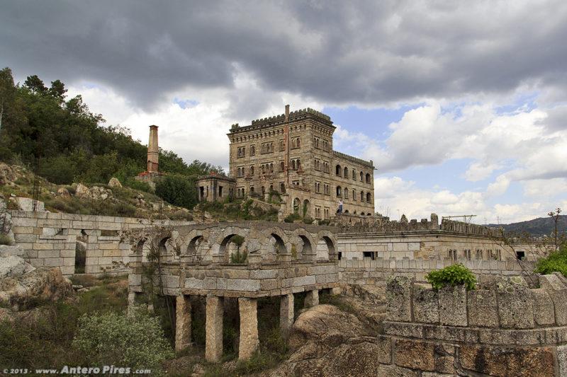São portugueses três dos 25 lugares abandonados fascinantes