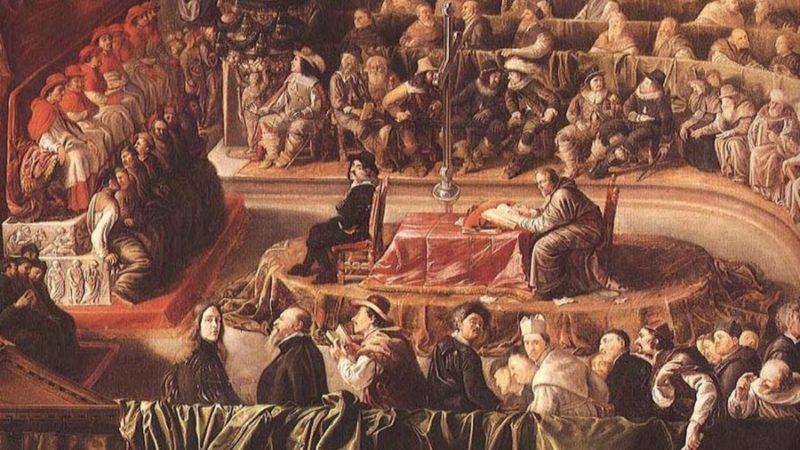 Inquisição... Medo, Tortura e Fogueiras