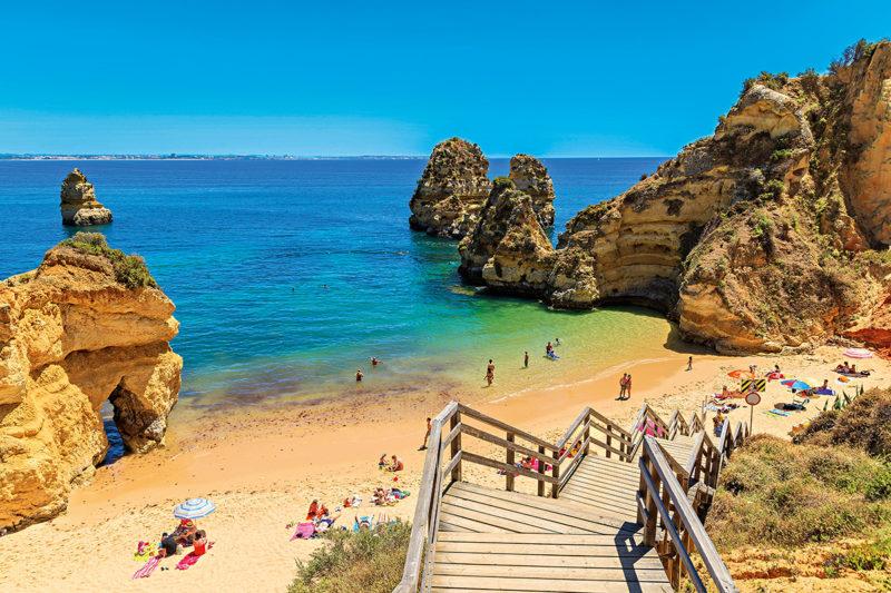 Pela 1ª vez Portugal eleito Melhor Destino Europeu