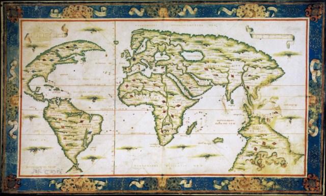 Afinal a Austrália foi descoberta pelos portugueses