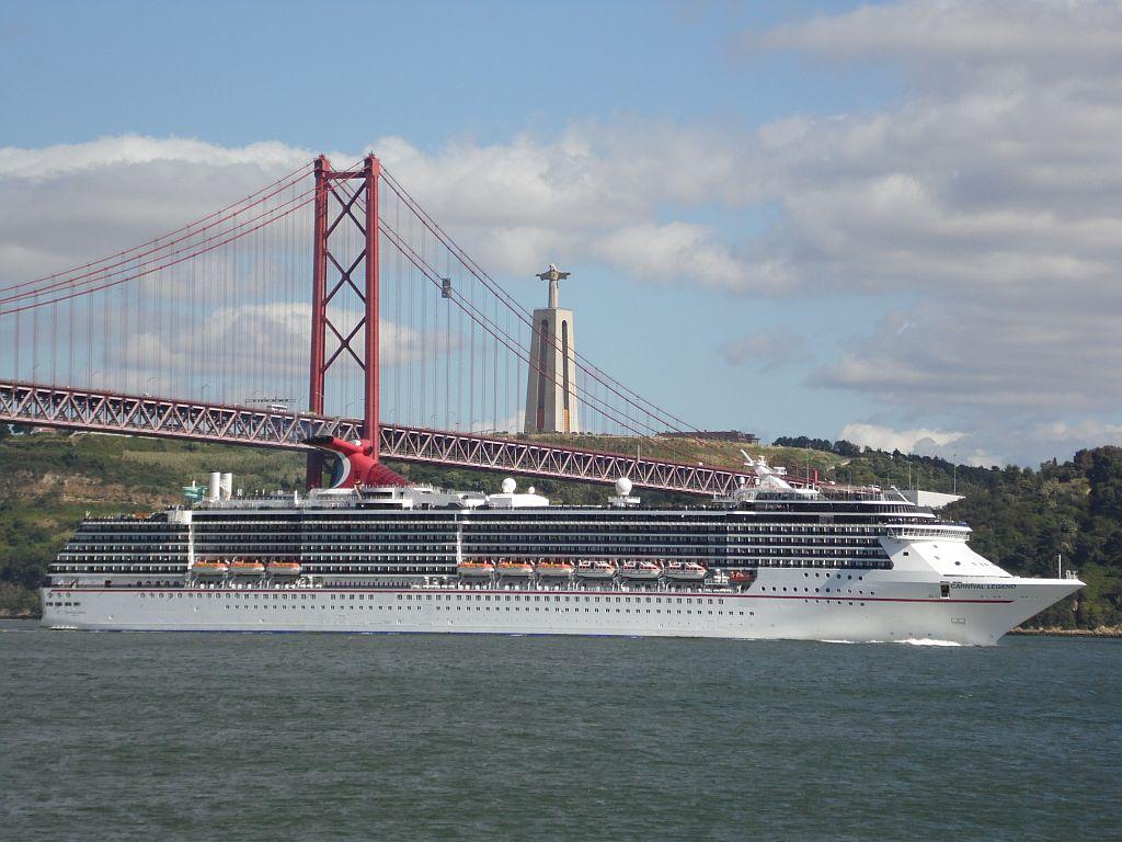 Porto de Lisboa eleito o Melhor Porto de Cruzeiros na Europa