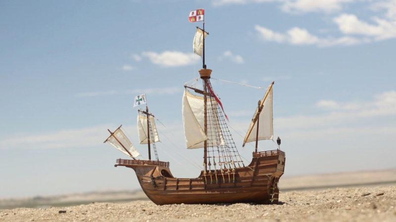 O tesouro descoberto a bordo da caravela Bom Jesus