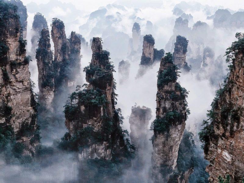 30 Locais que parecem de outro mundo (1 é português)
