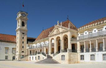Coimbra, capital oficial de Portugal desde sempre