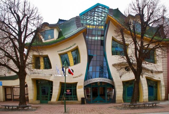 prédios mais estranhos do mundo