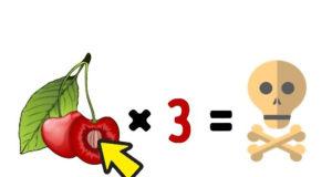 A quantidade fatal de 14 alimentos
