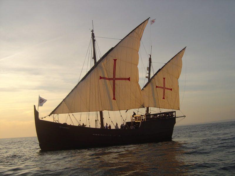 A História das Caravelas Portuguesas