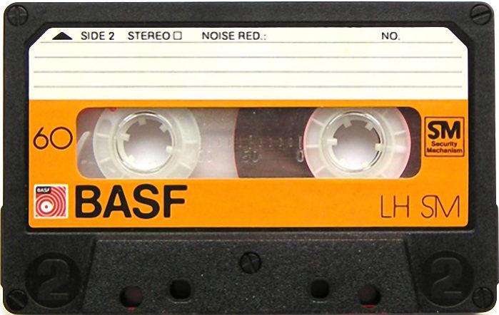 Para os menores de 15 anos: isto era uma cassete e dava música (quando a fita não enrolava).