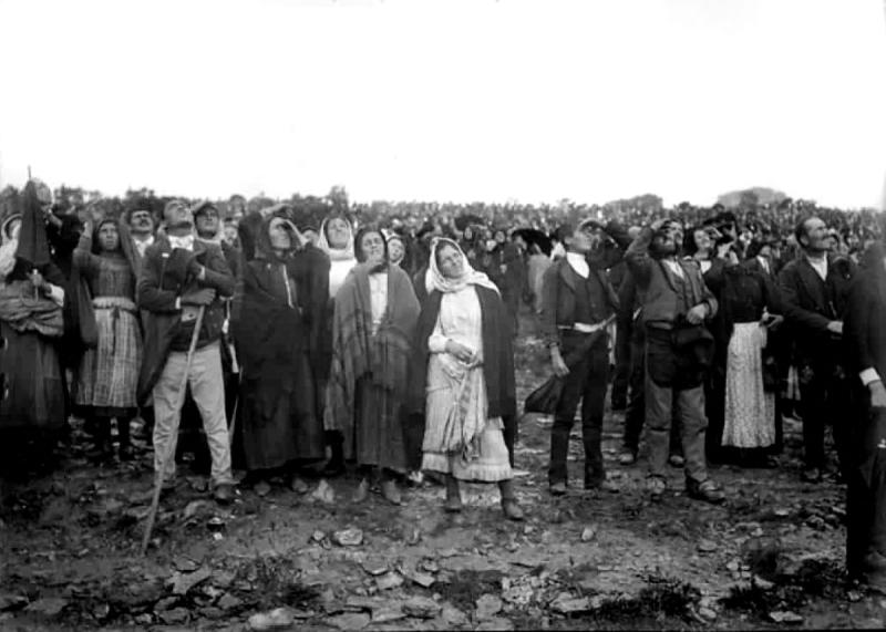 Milagre do Sol em Fátima: 13 testemunhos