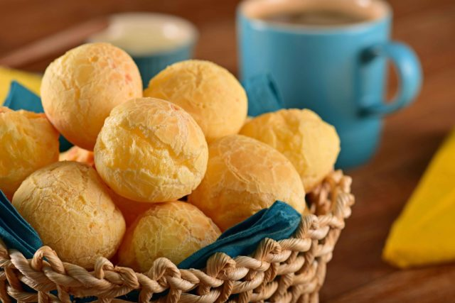 Pão de Queijo: história e receita do Brasil