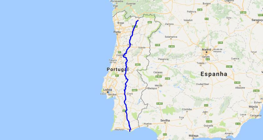 As mais bonitas estradas de Portugal para viajar de carro