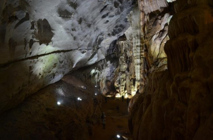 É portuguesa uma das cavernas mais bonitas do mundo