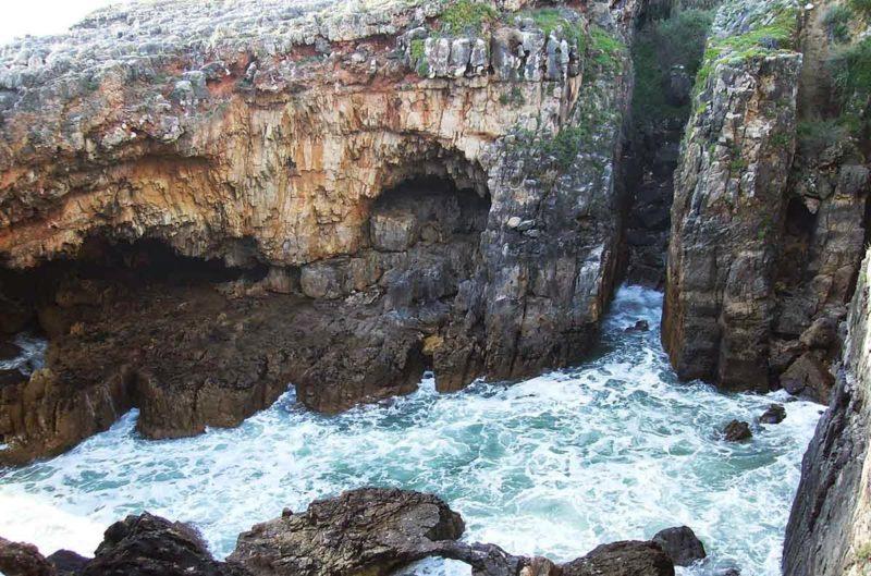 A Boca do Inferno, Cascais