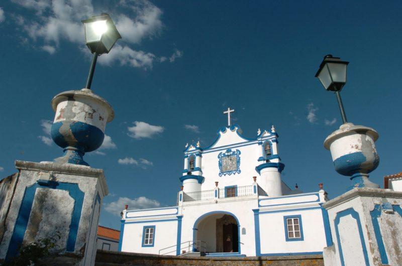 As espantosas lendas dos lugares santos em Portugal