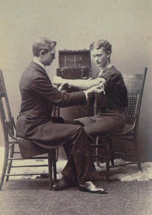 A medicina do passado em 27 fotos históricas