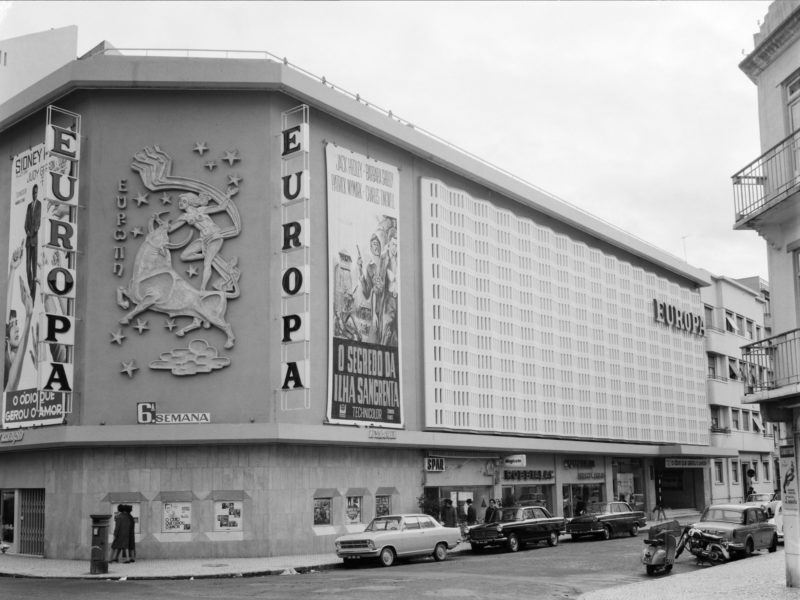 Os mais belos edifícios que Lisboa já não tem