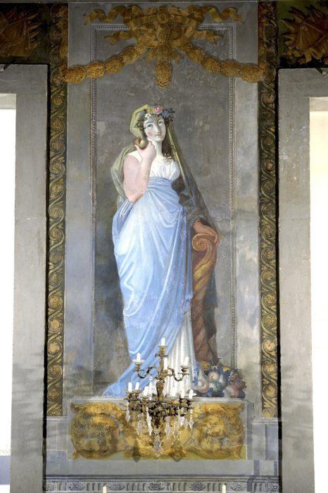 Já se pode ver a Sala do Trono do Palácio de Mafra