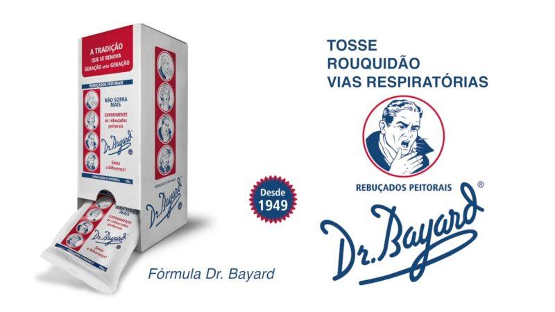 Dr. Bayard: o nome é francês, os rebuçados são da Amadora