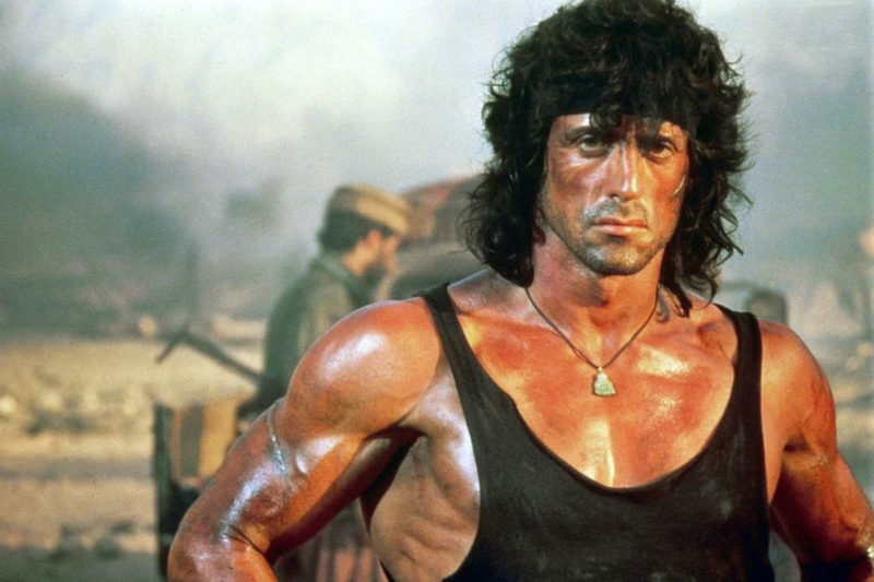 De MacGyver ao Rambo. Era isto que víamos e ouvíamos em 1985