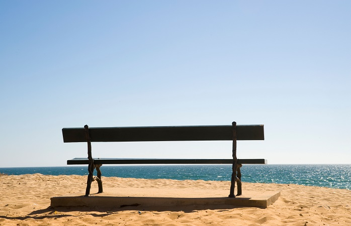 As melhores praias secretas do Algarve