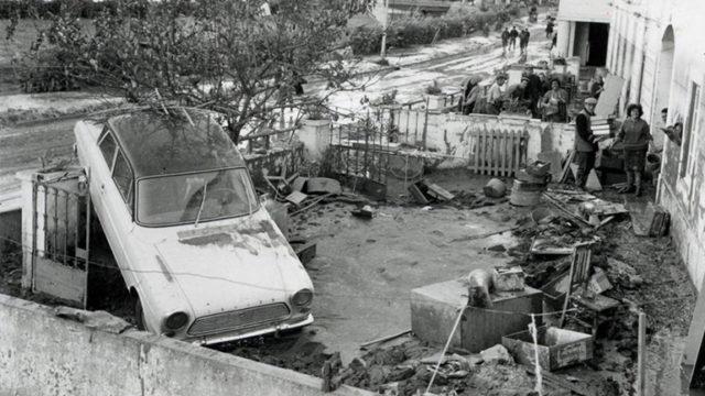 Cheias de 1967: o rasto de morte que Salazar quis ocultar (fotos)