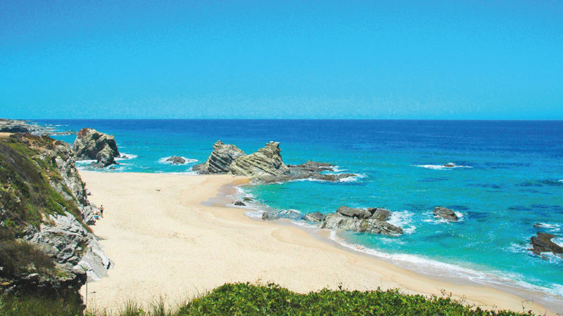 As melhores praias do Alentejo