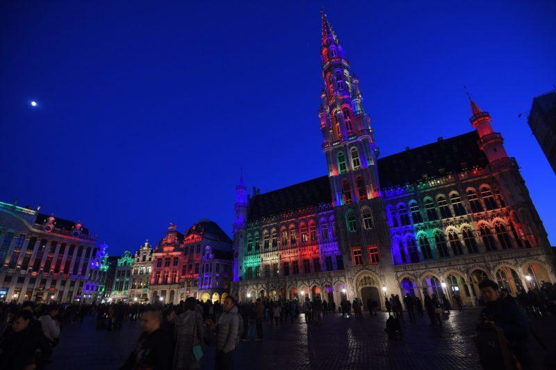 Praça Grand Place, Bélgica, Bruxelas